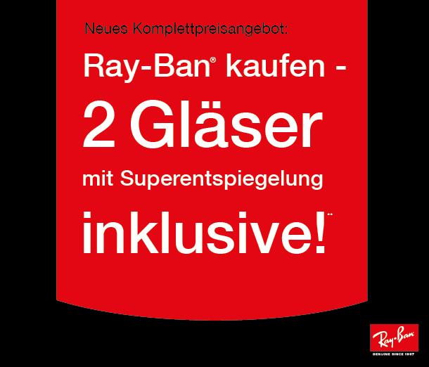 Ray-Ban Komplettpreisangebot